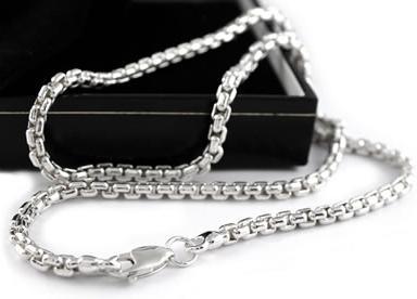 виды плетения серебряной цепи