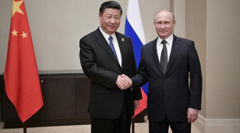Диалог вне саммита: зачем Си Цзиньпин встречается с Путиным накануне G20