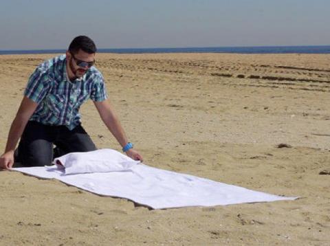 Надежный сейф для пляжного отдыха