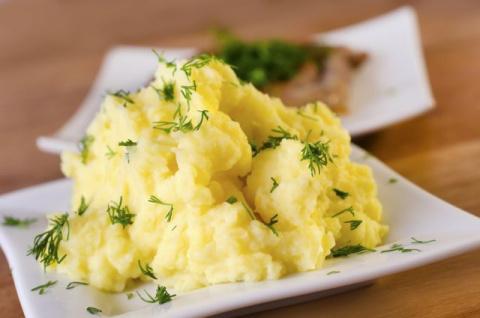 Готовим идеальное картофельное пюре - полезные хитрости