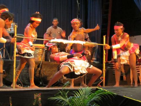 Танец лимбо: происхождение и история