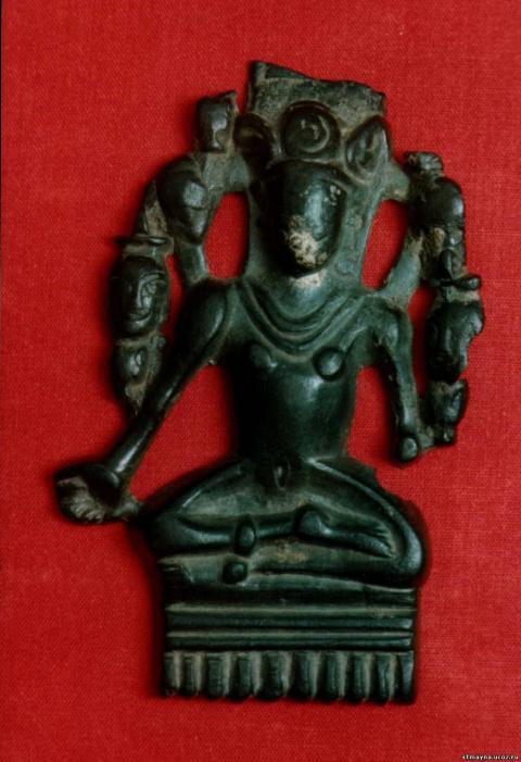 Идол Вишну из Старой Майны. …