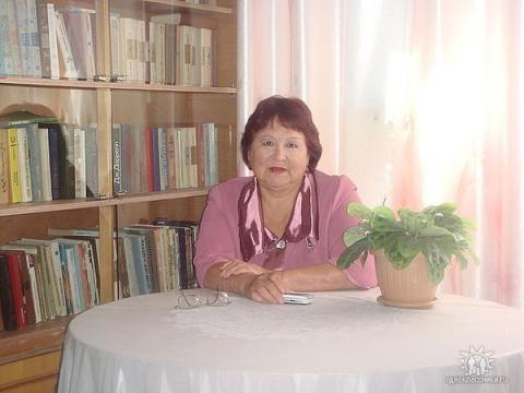 Руфина Шаршекеева