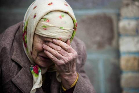 Россия обречена: за что 12-летняя мразь изматерила пенсионерку