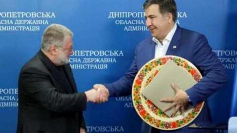 Метка Саакашвили. Сациви, маца и глупые вареники