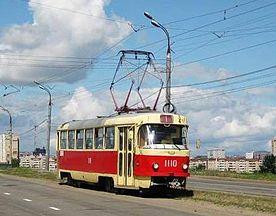Случай в трамвае