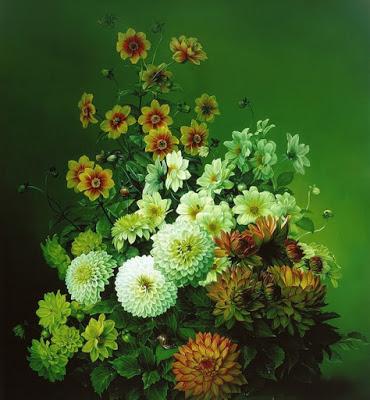 Великолепные цветы от испанс…