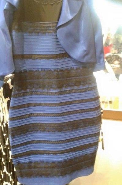 Опрос - какого цвета платье???