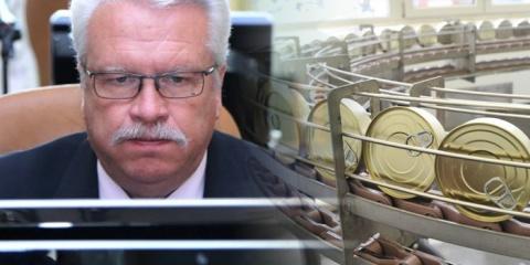 Латвийский министр направился в Россию просить об отмене эмбарго