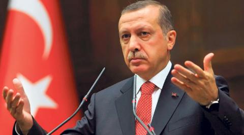 Эрдоган извинился за сбитый Су-24.