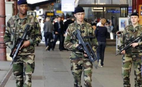 Французская армия готова осв…