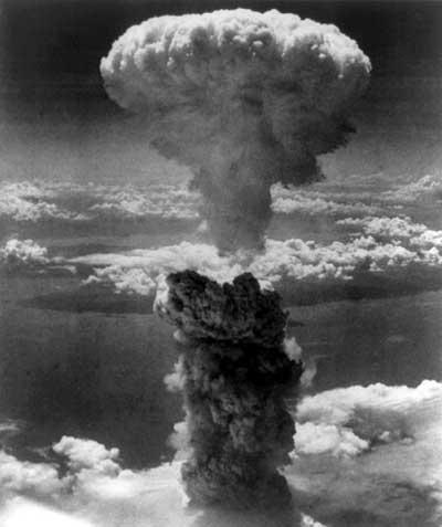 Зачем НЛО летали над Хиросим…