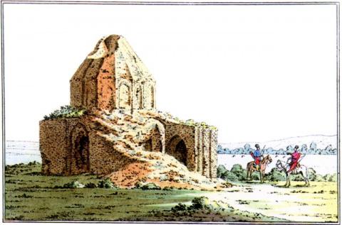 Золотоордынские мавзолеи Сев…
