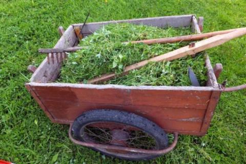 Травяная биопечка