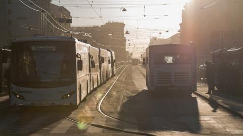 Автобусные рейсы отменены в Челябинской области из-за морозов