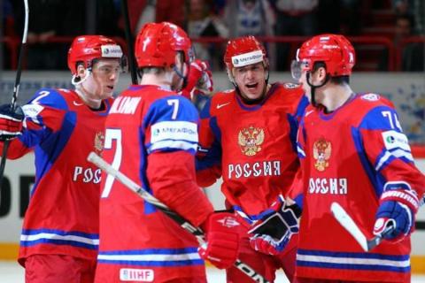 Федерацию хоккея России ждет штраф