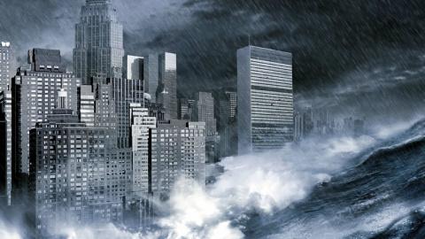 Апокалипсис Нью-Йорка по сце…