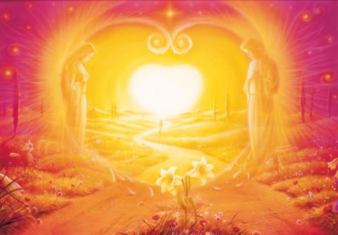 Глубина восприятия. Часть 2 гл. 28. Природа Любви.