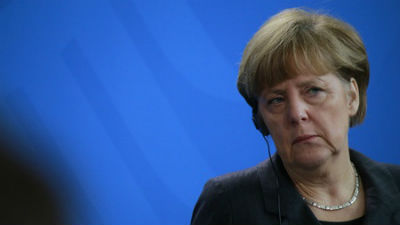 Обама и Меркель обсудили эск…