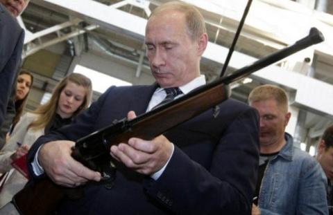 """Путин нанес """"удар"""" по глобальным планам США"""