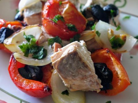 Рыба по-турецки