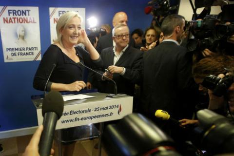 Франция проголосовала «за отказ от Евросоюза», а ЕС - против ЕС