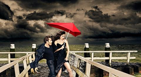 10 зонтов для непредсказуемой весенней погоды