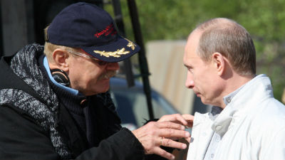 Михалков обсудит с Путиным с…