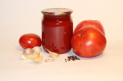 Томатный соус. Простой рецепт приготовления