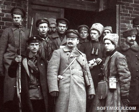 Что сделал Троцкий для Советской России