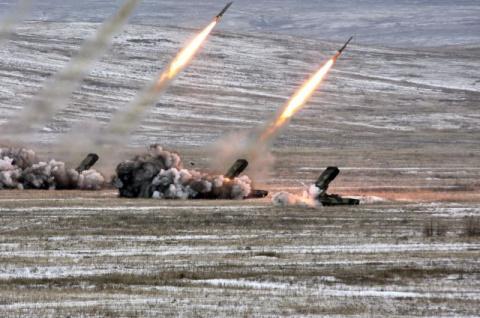 Власти Сирии ударили по боев…