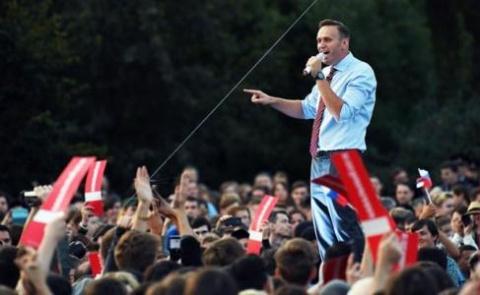 Навальный не будет как Путин…
