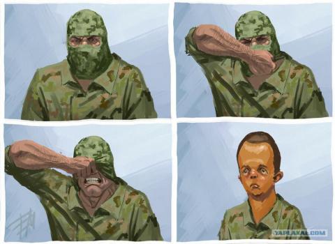 Мельничук передумал бить Семенченко только пнул его