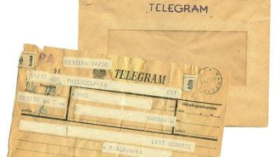 Телеграмма о капитуляции Гер…