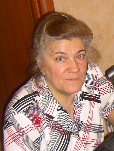 Людмила Нестерова