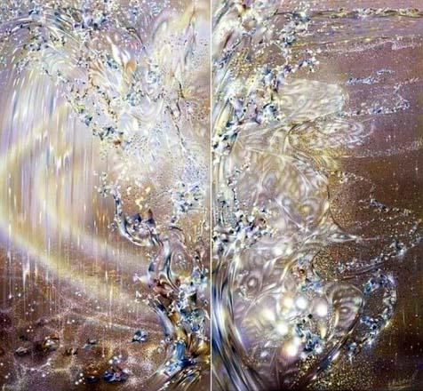 Волна (левая и правая части)