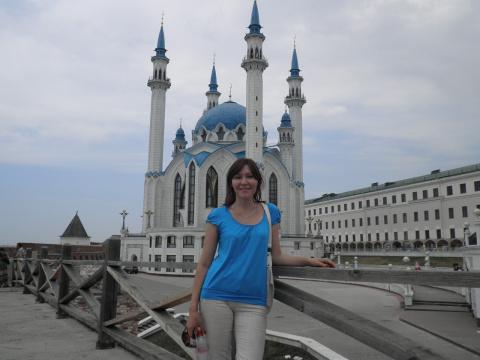 Лена Шаехметова