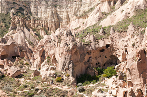 Каппадокия – страна чудес