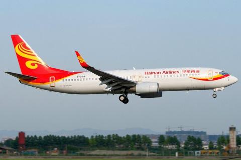 В Китае Boeing заправили подсолнечным маслом