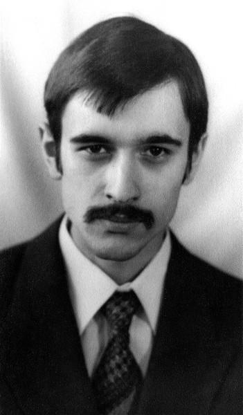 Николай Страхов