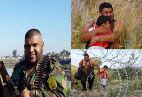 Прикинувшиеся беженцами боев…
