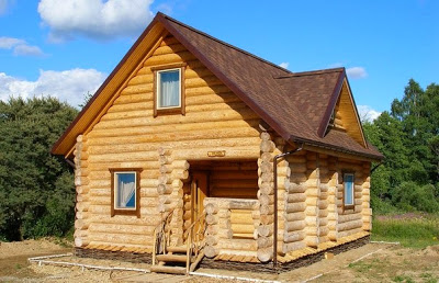 Достоинства деревянного дома