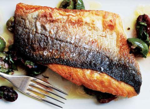 Как приготовить рыбу с хруст…