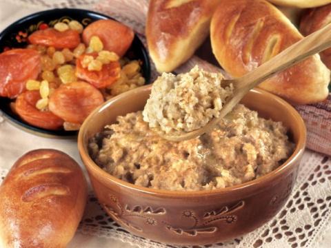 Простая русская еда - старинные рецепты