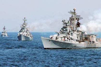Россия и Индия проведут воен…