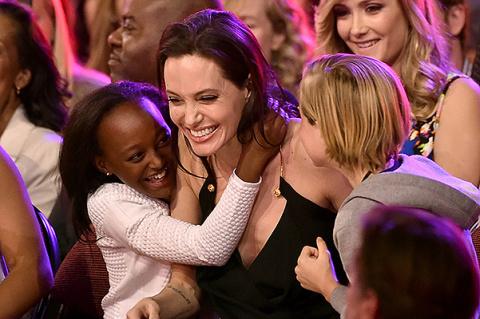 Анджелина Джоли об операции: «Если бы не мой муж и дети, я бы сломалась»