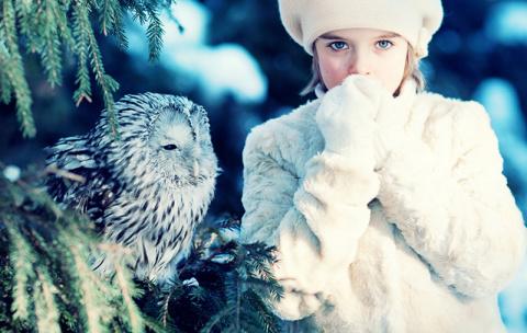 Трогательная дружба между детьми и животными
