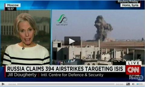 CNN: Русские в Сирии сначала бомбят, а потом говорят о мире