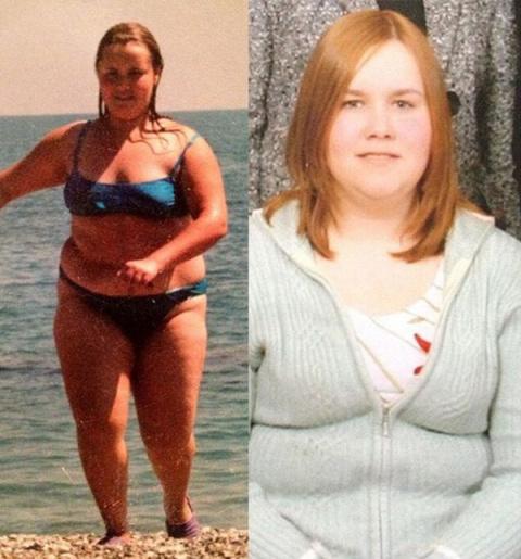 Россиянка, сбросившая 55 кг, стала знаменитостью в Великобритании