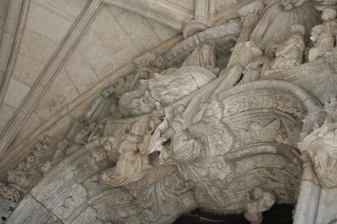 Монастырь Жеронимуш, Башня Белен - символ Лиссабона, Португалия.